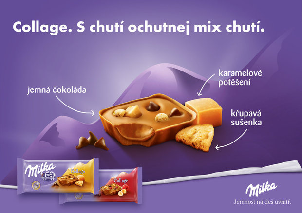 Milka Collage2 Foto: