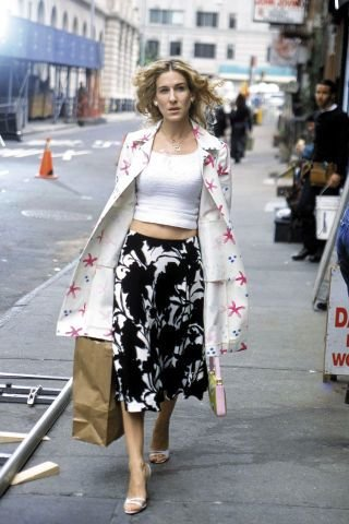 Carrie Bradshaw - outfity (3) Foto: