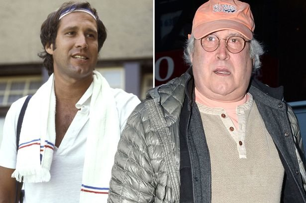 Chevy Chase  Foto: